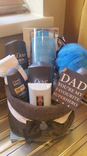 father towel cake  diy fathers day gifts diy fathers