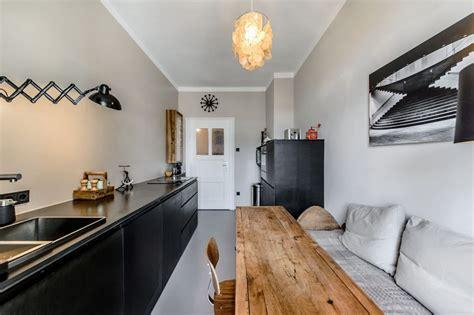 Schmale Küche Mit Essplatz by Eine K 252 Che Im Altbau Eine Gute Herausforderung