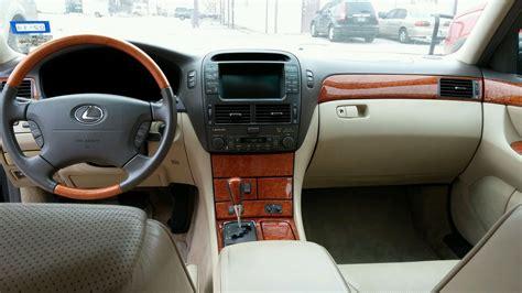 lexus ls430 interior 2005 lexus ls 430 pictures cargurus