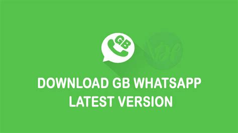 gb whatsapp apk for android viral hax