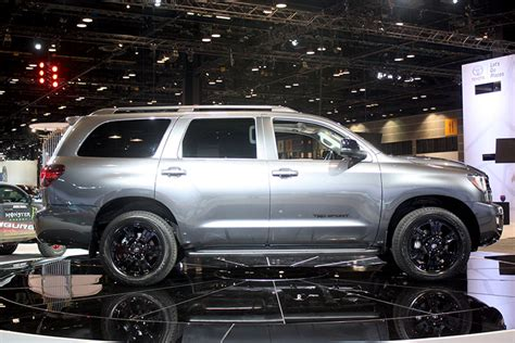 Toyota Debuts Tundra And Sequoia Trd, Plus Rav4 Adventure