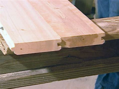 installing tongue and groove flooring how to install a tin roof how tos diy