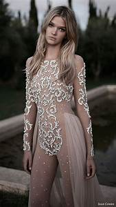 idan cohen wedding dresses 2017 bridal pre collection With wedding dress bodysuit