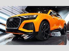 Audi Q8 Render Might Make You Reconsider SUVCoupes