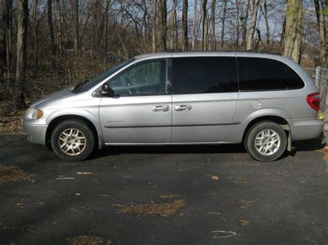 Purchase Used 2001 Dodge Grand Caravan Sport W Towing