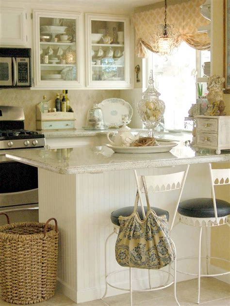 cottage style kitchen island 51 awesome small kitchen with island designs page 10 of 10