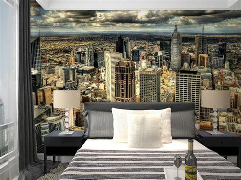 murale de new york grande fresque tv fond mur papier peint papier peint architectural