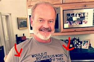 Famous Actor Kelsey Grammer Wears Amazing Conservative ...