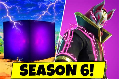 fortnite season  theme revealed   update dj skins