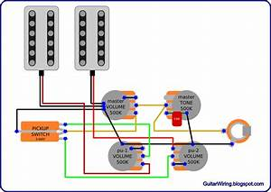 Vintage Gretsch Wiring Diagram With Master Volume