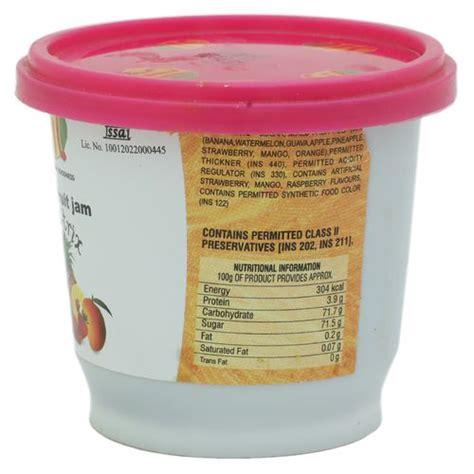 Buy Sil Jam Mixed Fruit 200 Gm Bottle Online At Best Price ...