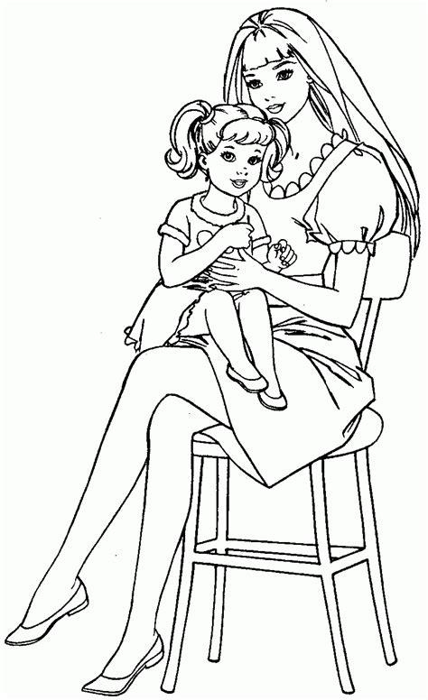 Barbi Bebek Boyama Oyunları Oyna Resimlere Göre Ara Red
