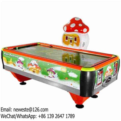arcade quality air hockey table good quality coin operated amusement arcade games air