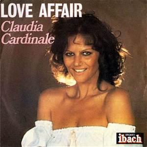 "Claudia Cardinale ""Love affair"""