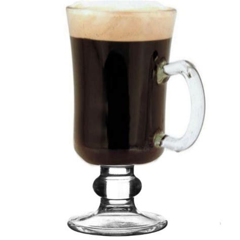 Entertain Irish Coffee Glasses 8oz Pack Of 2
