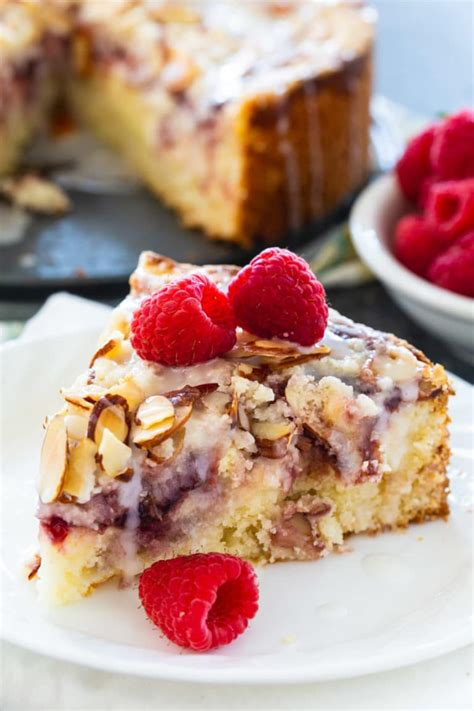 Look into these remarkable raspberry cream cheese coffee cake and also let us understand what you think. Raspberry Cream Cheese Coffee Cake - Spicy Southern Kitchen