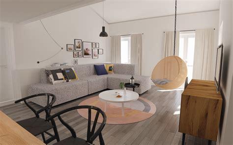 Interni E Design Ristrutturazione Di Casa Al Mare Er Interior Design