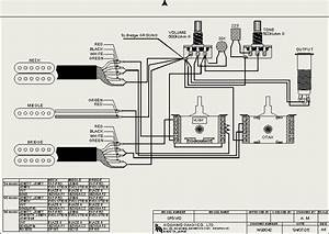 Guitar Wiring Diagrams Diagram Jem