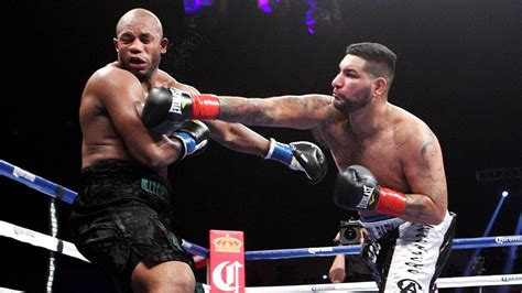 words chris arreolas   moments   boxing ring
