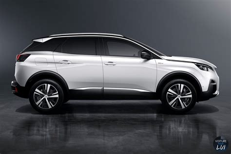 Peugeot 3008 Photo by Photos Peugeot 3008 Gt 2016 2016 Numero 21