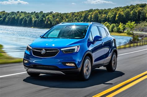 2017 buick encore first drive review motor trend