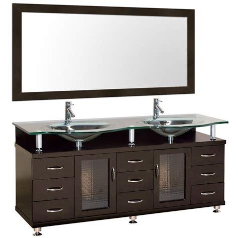 Solid Wood Bathroom Vanities 21705  China Bathroom