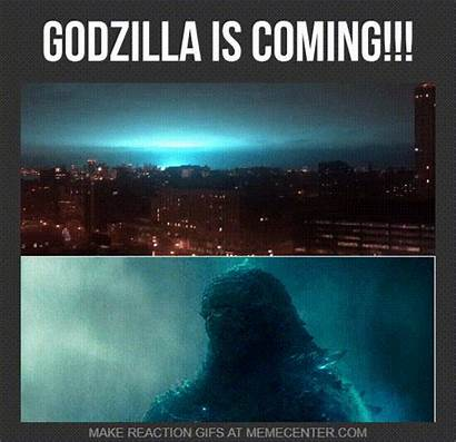 Godzilla Coming York Meme Brazil Quot Amp