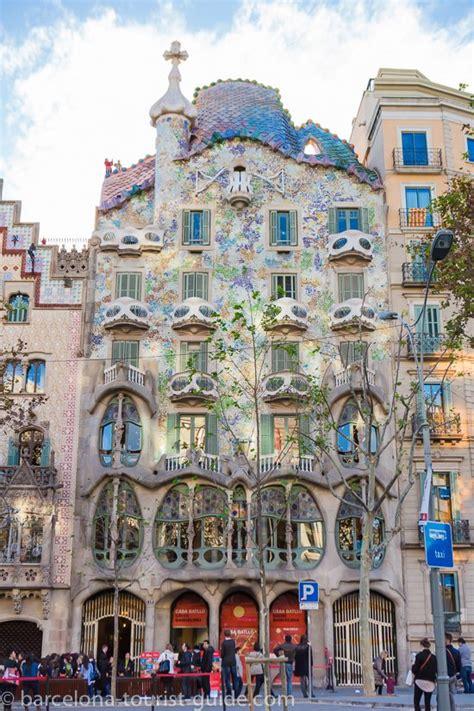 Casa Batilo by Gaud 237 Casa Batll 243 En Barcelona Catalunya Espa 241 A