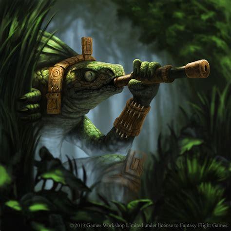 Chameleon Stalker by MarkBulahao on DeviantArt