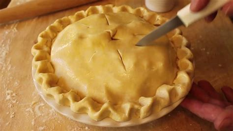 food wishes recipes    pie dough pie crust