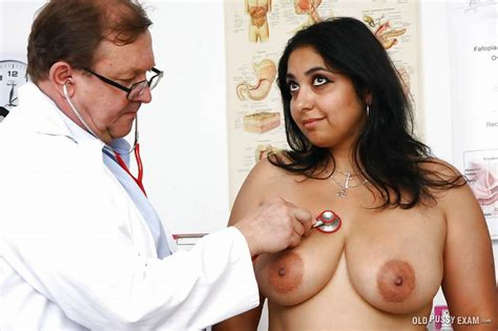 #Thick #Indian #Lady #Alice #Having #Boobs #Examined #By #Gyno