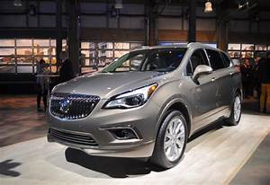 2020 Buick Envision Concept  Interior  Release Date