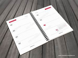 Agenda Planner 2018 : daily calendar planner notebook template for 2018 year printable planner ~ Teatrodelosmanantiales.com Idées de Décoration