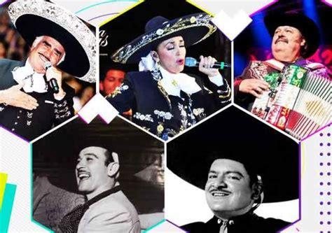 este es nuestro ranking de cantantes de musica mexicana