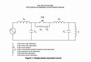 Shunt Reactor Wiring Diagram