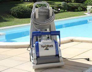 Tiger Shark Quick Clean : test du robot de piscine tigershark hayward mon robot ~ Dailycaller-alerts.com Idées de Décoration