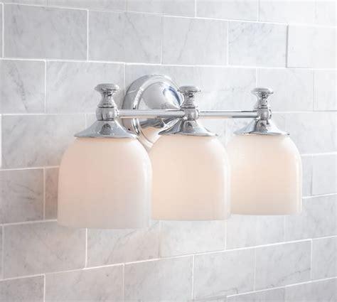 mercer triple sconce bathroom fixtures ellis st