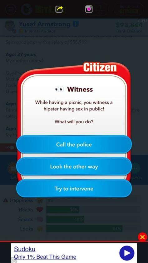 bitlife update mode god android dark game arrives along users piunikaweb mini exam eye emojis range person added