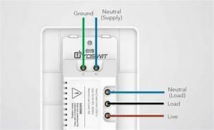 Double Pole Socket Wiring Diagram