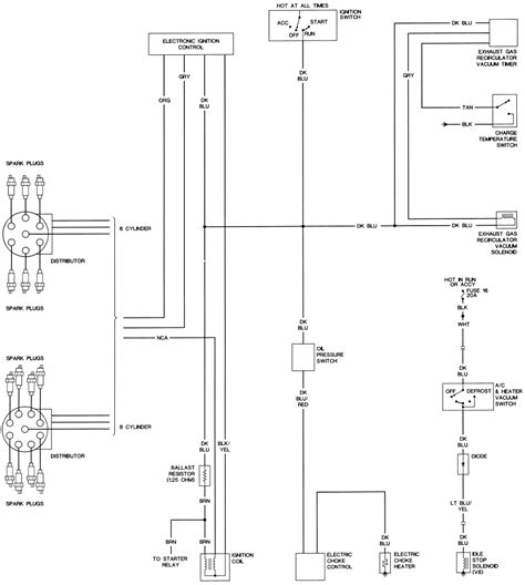 Dodge Motorhome Ignition Switch Wiring Diagrams