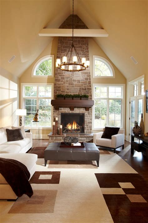 warm living room design ideas  comfortable feel