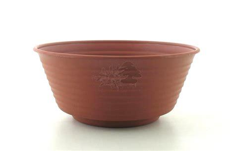 pot de culture bonsai pot plastique rond 1590