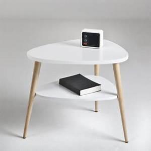 Table De Chevet Ronde : table de chevet 25 dr les de mod les pour une chambre originale table de chevet diametr ~ Teatrodelosmanantiales.com Idées de Décoration