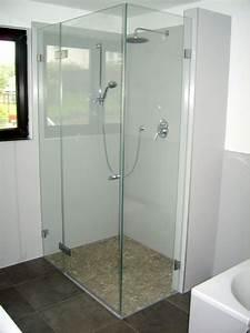 Dusche Mit Glaswand : glaswand dusche befestigen raum und m beldesign inspiration ~ Sanjose-hotels-ca.com Haus und Dekorationen