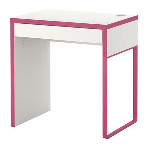 ikea micke desk dimensions micke desk white pink ikea