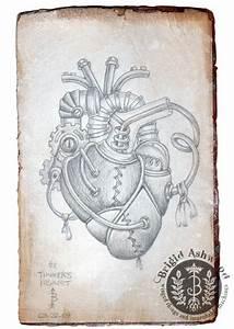 Steampunk heart | Steampunk | Pinterest