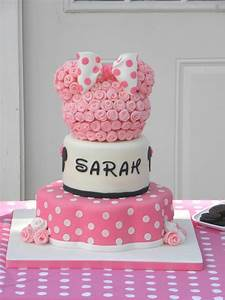 10 Cutest Minnie Mouse Cakes Everyone Will Love - Pretty ...