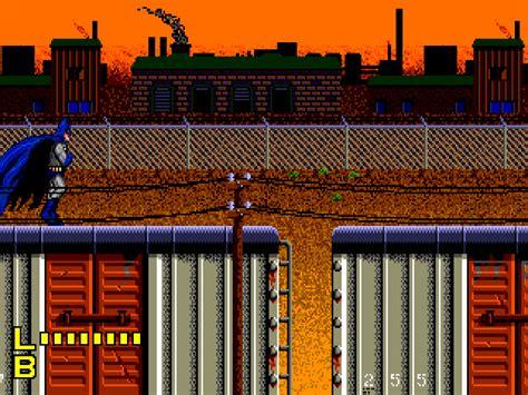 batman revenge   joker  game gamefabrique