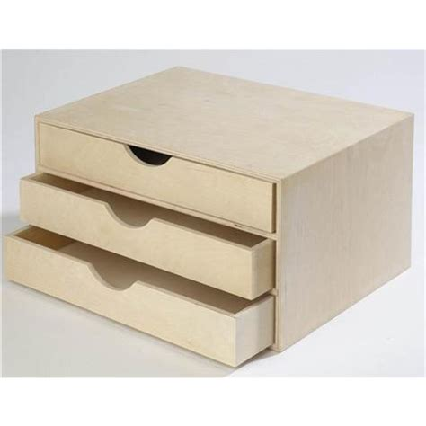 boites de rangement bureau casier de rangement bureau bois loisirs créatifs