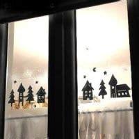 Fensterdeko Weihnachten Schneespray by Fensterdeko Im Winter Anleitung Und Vorlage